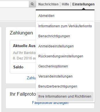 bc875fdec430dc Anleitung für Amazon: AGB, Widerrufsbelehrung und ...