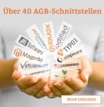 AGB-Schnittstellen-Vielfalt der IT-Recht Kanzlei sorgt für automatisierten Abmahnschutz bei vielen Shopsystemen
