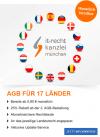 Abmahnsichere AGB der IT-Recht Kanzlei - schon ab 5,90 Euro / Monat