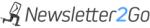 Aktion bis 30.09.17: 12 Monate lang 15% Ersparnis für Wechsler bei Newsletter2Go