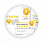 AllVotes: Ihre gebündelten Bewertungen an einem Ort und in einer Grafik