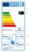 Allgemeines zur Kennzeichnung von Staubsaugern: EU-Verordnung Nr. 665/2013