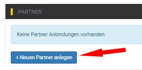 Auswahl neuen Partner anlegen