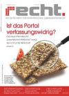 """Beitrag der IT-Recht Kanzlei bei """"Recht"""" - der Zeitschrift für europäisches Lebensmittelrecht"""