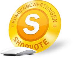 Bewertungssiegel von SHOPVOTE