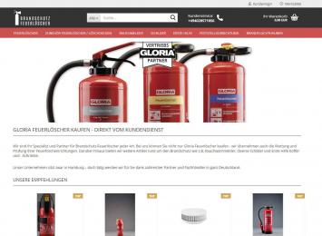Brandschutz Feuerlöscher