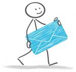 DSGVO in der Praxis: Weitergabe von E-Mailadressen an Paketdienstleister (DHL, DPD & Co.) zur Paketankündigung