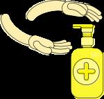 Desinfektionsmittel: Abgemahnt als Arzneimittel