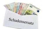 Die Verpflichtung des Verkäufers zum Schadensersatz - Teil 8 der Serie zum Gewährleistungsrecht