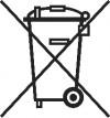 ElektroG: Fehlendes Symbol einer durchgestrichenen Mülltonne kann wettbewerbswidrig sein
