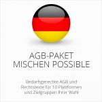 FAQ: Zur Sommerpromotion AGB Paket Mischen Possible