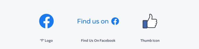 Facebook-Logos
