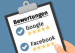 Ganz einfach: Facebook und Google Bewertungen im eigenen Webshop einbinden