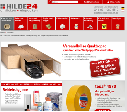 HILDE24 Verpackungen