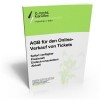 IT-Recht Kanzlei: Rechtliche Besonderheiten beim Online-Verkauf von Tickets
