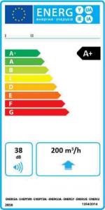 Kennzeichnung des Energieverbrauchs von Wohnraumlüftungsgeräten: Ab dem 01.01.2016 Pflicht