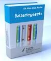 Komplett überarbeitet: Aktuelles eBook zum Batteriegesetz