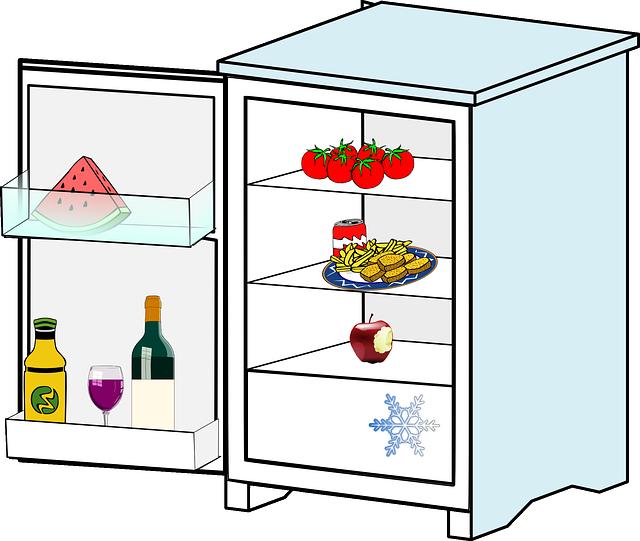 Leitfaden: Kühlgeräte (z.B. Kühlschränke) richtig im Internet kennzeichnen
