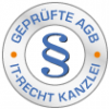Neu: Rechtstexte für Dawanda + Etsy für nur 14,99 Euro / Monat inkl. AGB-Prüfzeichen