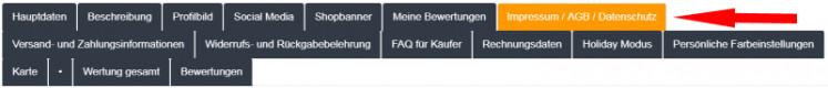 Palundu . meine Steillungen - Auswahl Impressum Datenschutz und Widerruf