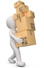 Pflicht zur Rücknahme von Paletten und sonstigen Transportverpackungen beim Speditionsversand an Verbraucher nach VerpackG