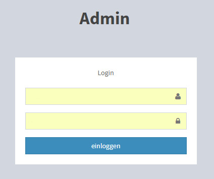 Serverspot Admin Login