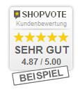 ShopVote VoteBadge Grafik I