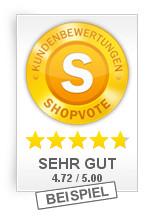 ShopVote VoteBadge Grafik III