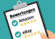 ShopVote macht´s möglich: Ebay und Amazon Bewertungen im eigenen Onlineshop darstellen