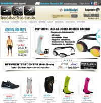 Sportshop Triathlon