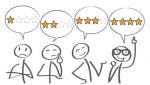Vorsicht: Werbung mit Kundenbewertungen kann irreführend sein