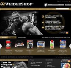 Weidershop