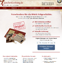 geschenkezeitung.de