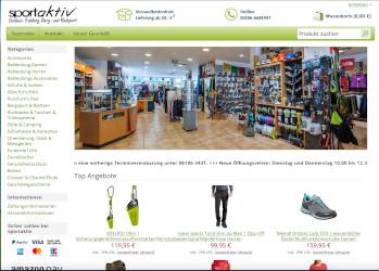 sportaktiv-Shop