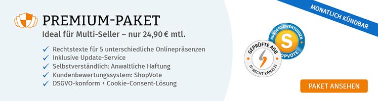a23daef11d5bd7 AGB-Sicherheitspakete für Online-Händler