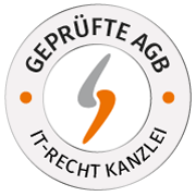 Represented by the law firm IT-Recht Kanzlei