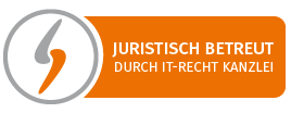 Represented by the IT-Recht lawyers
